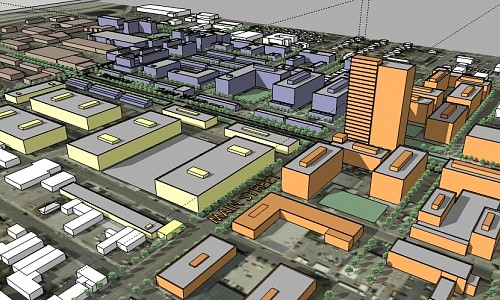 South Salt Lake Transit Oriented Development Study
